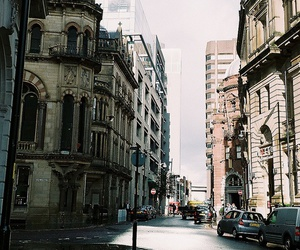 city, vintage, and photography image