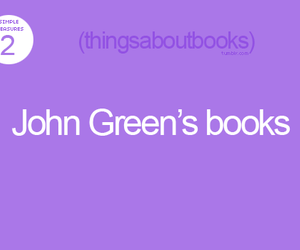 book, bookstore, and john green image