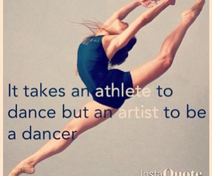 artist, athlete, and ballet image