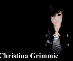 music and christna grimmie image