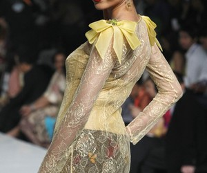 bow, fashion, and indonesia image