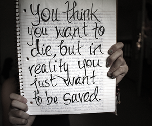 die, quotes, and saved image