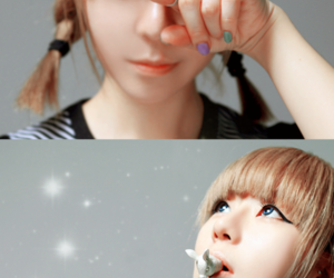ulzzang girl and cute image