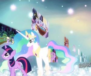 MLP, my little pony, and twilight sparkle image