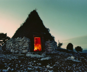 dusk, fire, and luce image