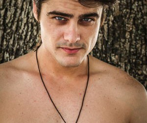 lindo, olhos claros, and ♥ image