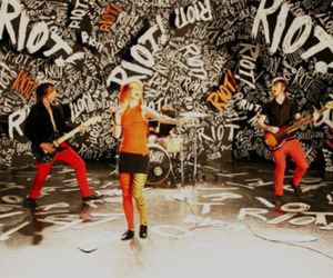 paramore, misery business, and hayley williams image