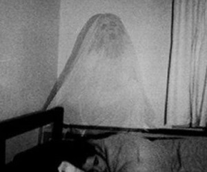 creepy, demon, and ghost image