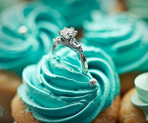 ring, cupcake, and blue image