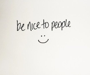nice, quotes, and smile image