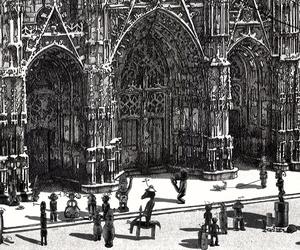 amazing, art, and gothic image