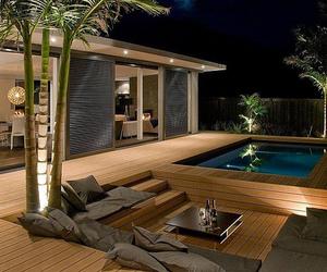 backyard, chic, and rich image