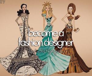 designer, fashion, and girl image