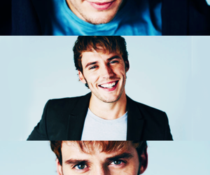 sam claflin, finnick odair, and catching fire image