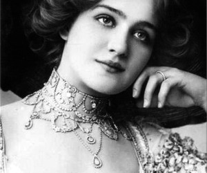 lily elsie, vintage, and woman image