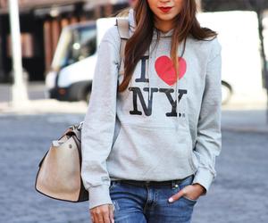 fashion, new york, and ny image