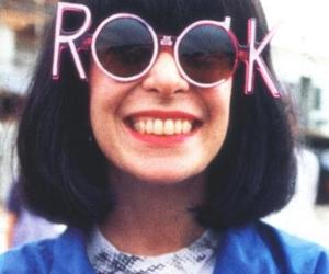 rock, vintage, and glasses image