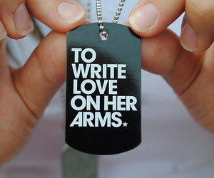 love, twloha, and to write love on her arms image