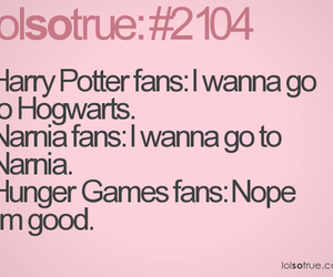 funny, harry potter, and narnia image