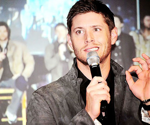 dean winchester, handsome, and Jensen Ackles image