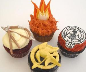 cupcakes and the hunger games image