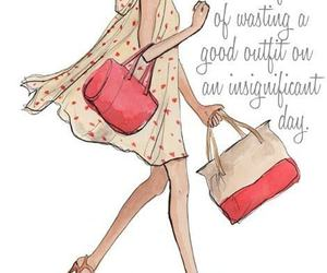 fashion, outfit, and quote image