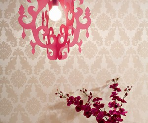diy, home deco, and baroque lamp image