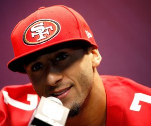 colin, san francisco, and 49ers image