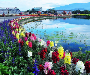 landscape and taiwan image