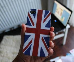 iphone, phone, and uk image