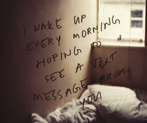 quote, text, and hope image