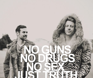drugs, guns, and just image