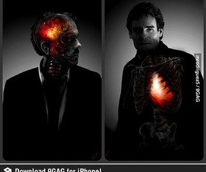 funny, house, and heart image