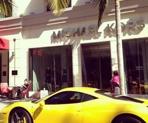 luxury, car, and ferrari image