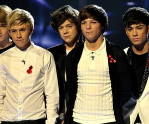the x factor and one direction image