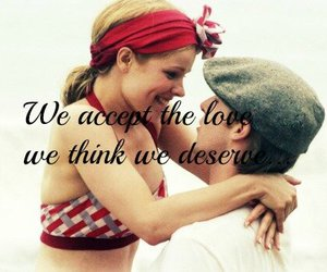 accept, quotes, and roses image