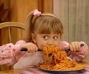 food, full house, and funny image