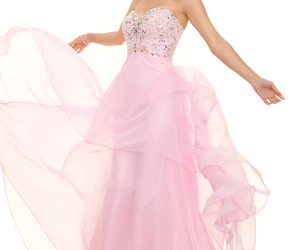 dress, evening gown, and gown image