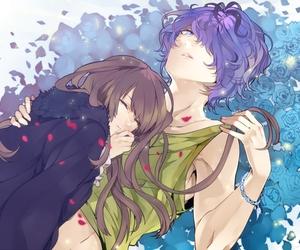 anime, ib, and couple image