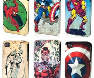 ironman, iphone cover, and iphone covers image