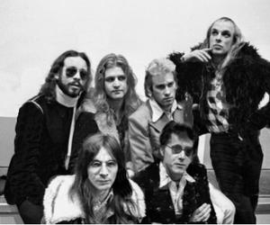 1972, glamrock, and Brian Eno image