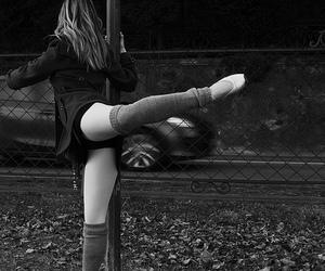 ballerina, dance, and danza classica image