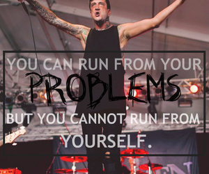 austin carlile, of mice & men, and quote image