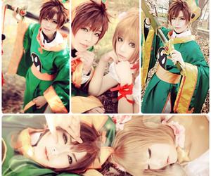 cosplay, sakura card captor, and scc image