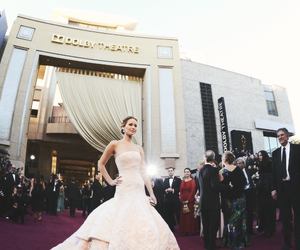 Jennifer Lawrence, oscar, and actress image
