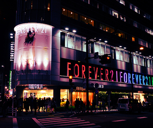 forever 21, store, and shop image