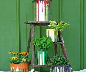 diy, pot, and vase image