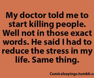 doctors, funny, and homicide image