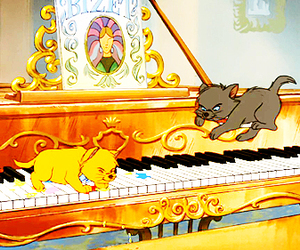 amazing, animation, and aristocats image