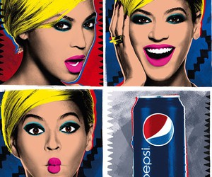 beyoncé, Pepsi, and art image